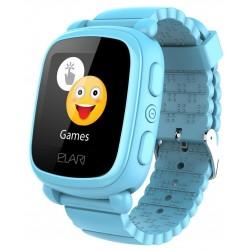 Детские умные часы ELARI KidPhone 2 Blue с GPS-трекером (KP-2BL)
