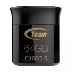 Флешка TEAM 64 GB C152 Black TC152364GB01