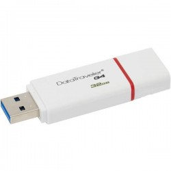Флешка Kingston DataTraveler G4 USB 3.0 32GB Red (DTIG4/32GB)