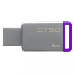 Флешка Kingston DataTraveler 50 8GB USB 3.1 Purple (DT50/8GB)