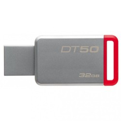 Флешка Kingston DataTraveler 50 32GB USB 3.1 Metal (DT50/32GB)