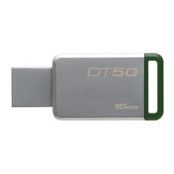 Флешка Kingston DataTraveler 50 16GB USB 3.1 Green (DT50/16GB)