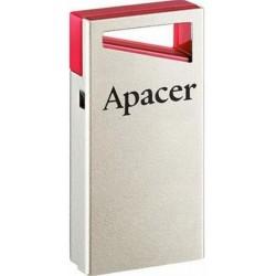 Флешка Apacer AH112 64GB USB 2.0 Red (AP64GAH112R-1)