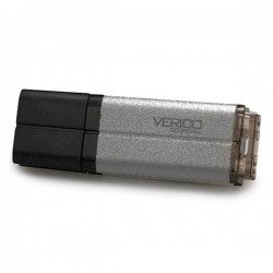 Флешка Verico USB 4Gb Cordial Gray