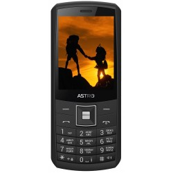 мобильный телефон Astro A184 Black