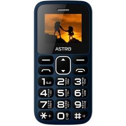 мобильный телефон (бабушкофон) Astro A185 Navy