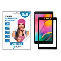 Защитное стекло BeCover для Samsung Galaxy Tab A 8.0 (2019) T290/T295/T297 Black (704379)
