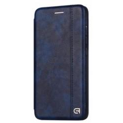 Чехол Armor Leather case 40Y for Xiaomi Mi 9t/K20 Dark Blue