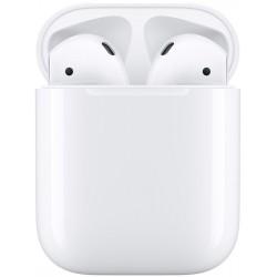 Наушники TWS (полностью беспроводные) Apple AirPods with Charging Case (MV7N2)