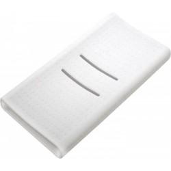 Силиконовый Чехол Xiaomi Power Bank Case 2i 10000mAh White