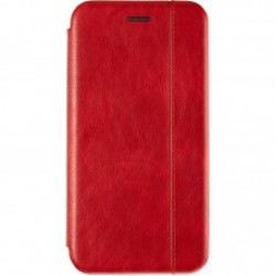 Чехол Book Cover Leather Gelius for Samsung A715 (A71) Red