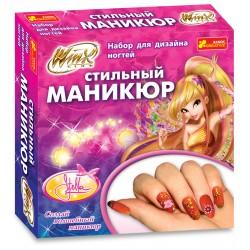 Набор для дизайна ногтей Винкс Стелла Ranok-creative
