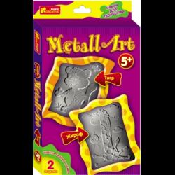 Набор для творчества Metal Art Тигр / Жираф Ranok-creative