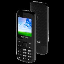 мобильный телефон Maxvi C15 Black