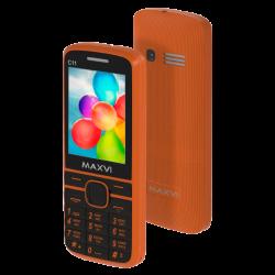 мобильный телефон Maxvi C11 Orange