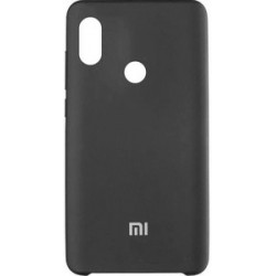Чехол Original Soft Case Xiaomi Redmi 6 Pro/Mi A2 Lite Black