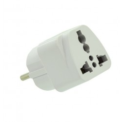 Travel Adapter SP-008 White