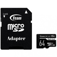 Карта памяти Team microSDXC Dash Card 64GB Class 1 ...