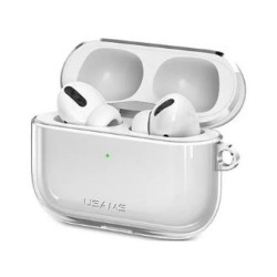 Чехол Usams BH570 AirPods Pro TPU Protective Cover Transparent