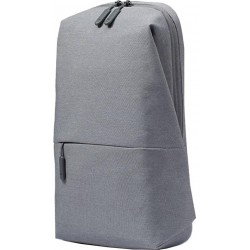Рюкзак городской Xiaomi Mi City Sling Bag / light grey