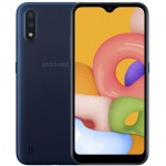 смартфон Samsung Galaxy A02 2/32GB Blue (SM-A022GZ ...