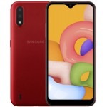 смартфон Samsung Galaxy A02 2/32GB Red (SM-A022GZR ...